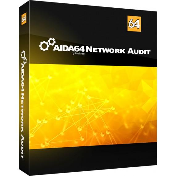 AIDA64 Network Audit Educacional em português