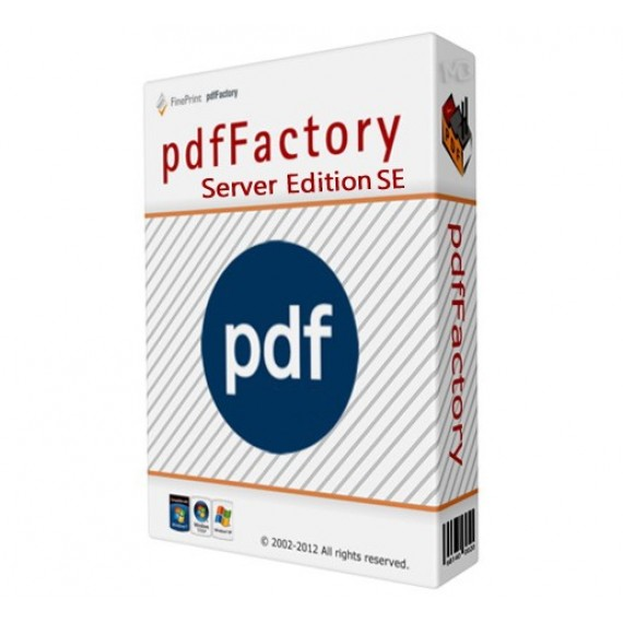 pdfFactory 7 Server Edition em portugues