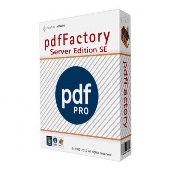 pdfFactory Pro 7 Server Edition em portugues