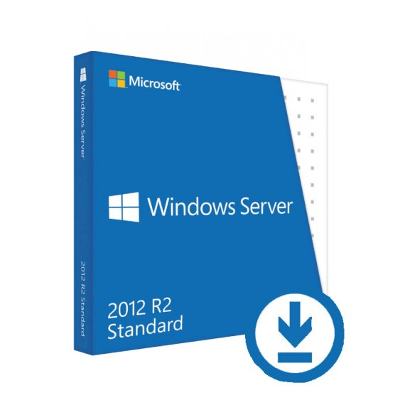 MICROSOFT WINDOWS SERVER 2012 R2 5CALL'S - STD PORTUGUÊS (PT-BR) ESD