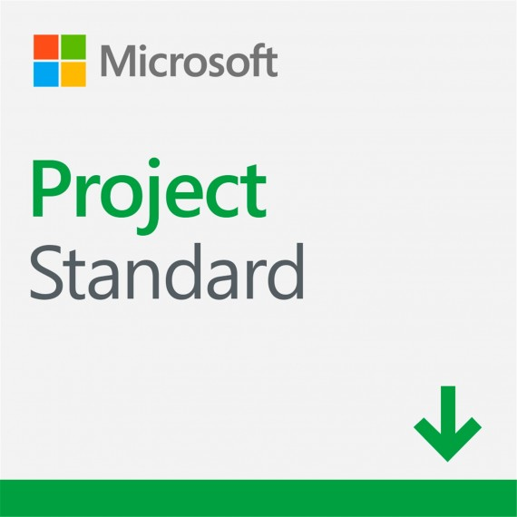 Microsoft Project Standard 2019 ESD 076-05785