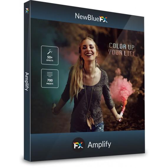 NewBlueFX Amplify 6