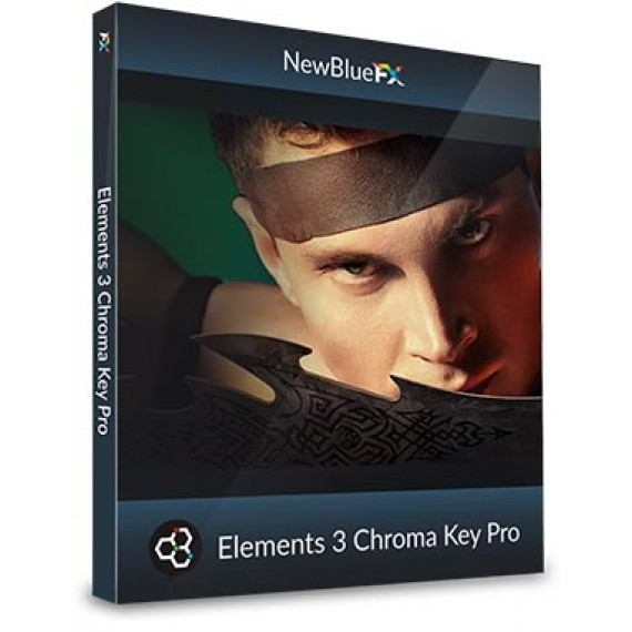 NewBlueFX Chroma Key Pro