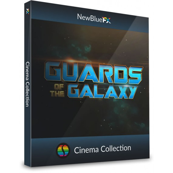 NewBlueFX Cinema Collection
