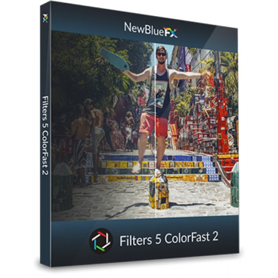 NewBlueFX ColorFast 2