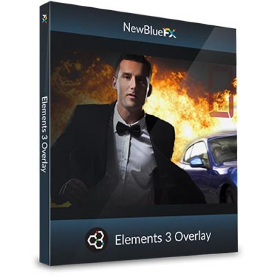 NewBlueFX Elements 3 Overlay