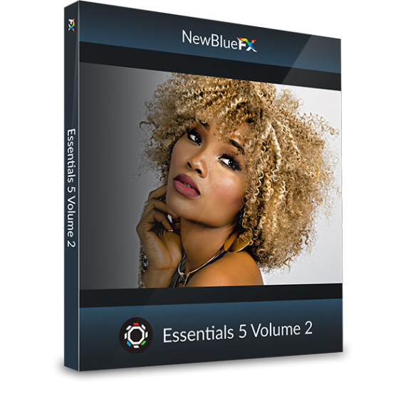 NewBlueFX Essentials 5 Vol. 2