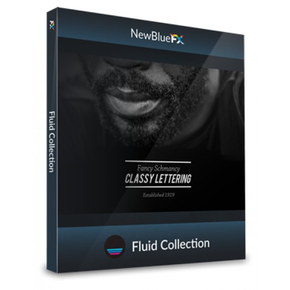 NewBlueFX Fluid Motion Pack