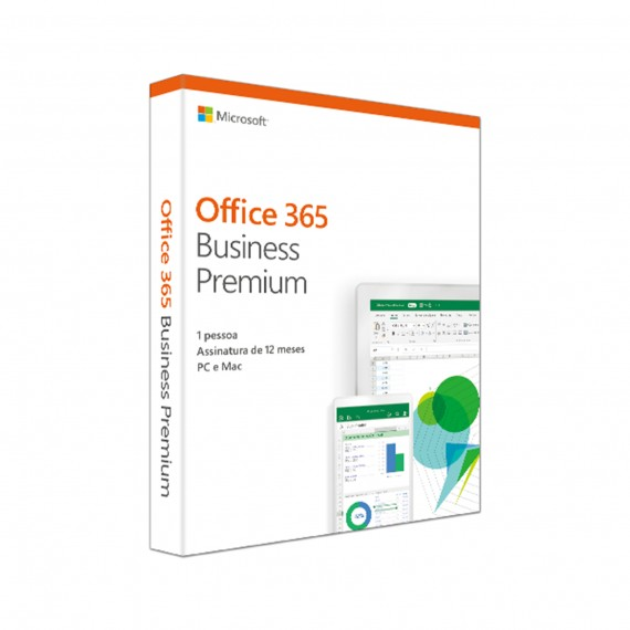 Office 365 Business Premium 5 PCs KLQ-00412