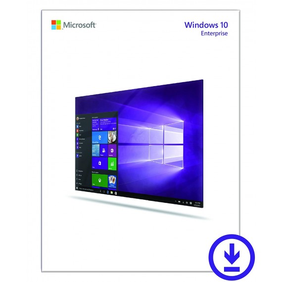 Windows 10 Enterprise E3 Assinatura Mensal P/5 Dispositivo